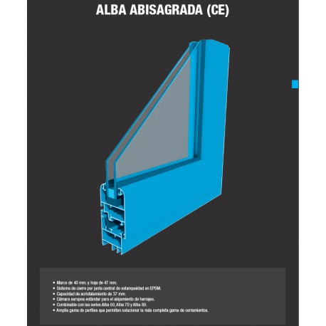 ALBA Abisagrada