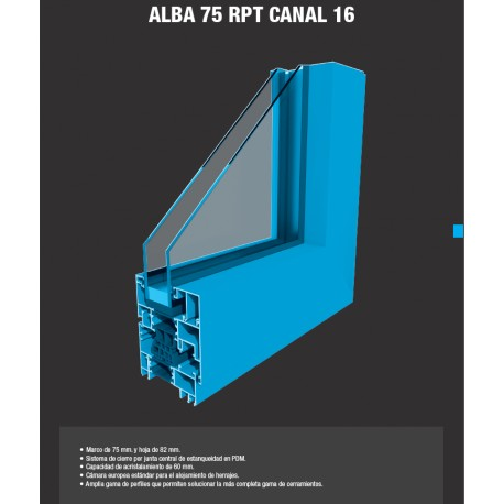 ALBA 75 RPT (Canal 16)