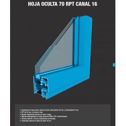 ALFIL HO70 RPT (Hoja Oculta, Canal 16)