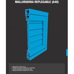 Mallorquina REPLEGABLE (A40)