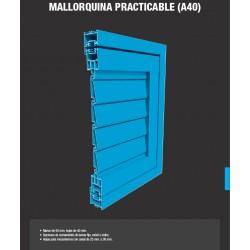 Mallorquina PRACTICABLE (A40)