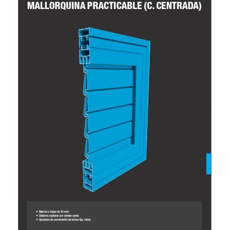 Mallorquina PRACTICABLE (C.Centrada)
