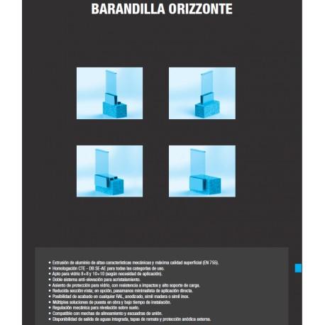Barandilla Orizzonte
